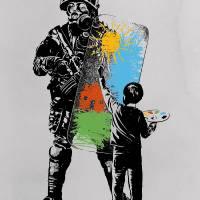 Turmoil Paint by rob dobi