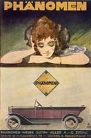 Advertisement for the Phanomen Car