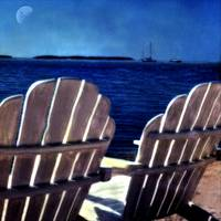 Two Chairs and Moon, The Keys