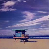 Miami Lifeguard #17 by Joe Gemignani