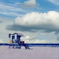 Miami Lifeguard #8 by Joe Gemignani