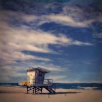 Miami Lifeguard #18 by Joe Gemignani