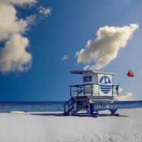 MiamiLifeguard #19 by Joe Gemignani