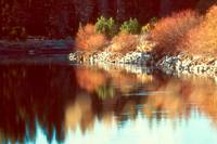 Deschutes River Reflections 13026