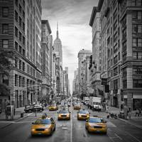 5th Avenue NYC Traffic II