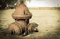 hydrant buried by history, varadero, cuba-Nick Mar