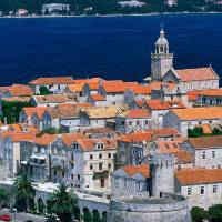 """Korcula, Croatia"" by canvass22"