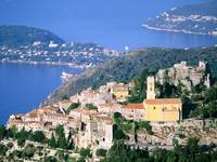 Eze and Cap-Ferrat, France