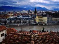 Grenoble, Rhone-Alpes, France