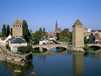 Petite France District, Strasbourg, Alsace, France
