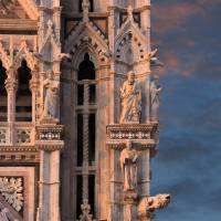 """Sienna Cathedral"" by LarryDavidsonsGallery"