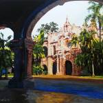"""Through The Arches - Casa del Prado Balboa Park"" by RDRiccoboni"