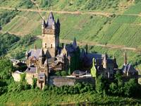 Reichsburg Castle, Mosel Valley, Germany