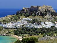 Lindos, Rhodes, Dodecanese Islands, Greece
