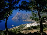 Mesohori Karpathos, Dodecanese Islands, Greece