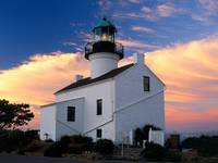 Old Point Loma Lighthouse, Cabrillo National Monum