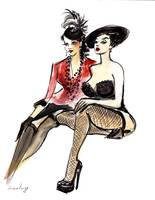 Burlesque by Luma Rouge