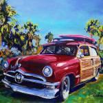 """California Woodie"" by RDRiccoboni"