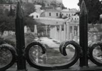 Athens Greece Fence