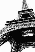 Eiffel Tower Silhouette by Carol Groenen
