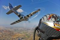 Airborne with The Horsemen Aerobatic Flight Team