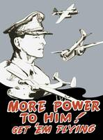 World War II poster of General Douglas MacArthur a