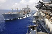 The Military Sealift Command fleet replenishment o