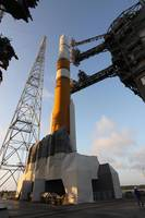 The Delta IV rocket that will launch the ESO sat