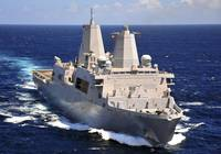 USS Green Bay transits the Indian Ocean