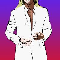 Iggy Pop Art Prints & Posters by Brian Isaacs