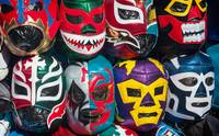 Mexican Wrestler Masks