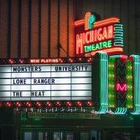"""The Michigan Theatre"" by MichaelJohnPhotography"