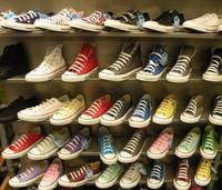 So Many Converse Shoes