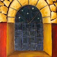 Window Art Prints & Posters by Margarita Gokun