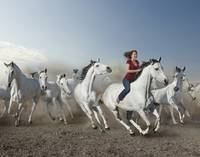 Woman-Riding-Galloping-Horse