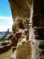 Mesa Verde on the edge