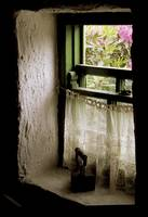 Cottage Window, County Kerry, Ireland