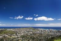 Hawaii, Oahu, Honolulu, Diamond Head, Uh Manoa And