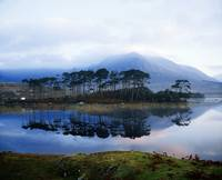 Derryclare Lough, Connemara, County Galway, Irelan