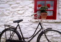 Bunratty Folk Park, County Clare, Ireland, Cottage