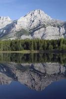 Wedge Pond, Mount Kidd, Kananaskis Country, Albert