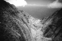 Hawaii, Kauai, Na Pali Coastline, View From Above