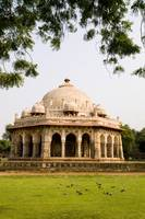 India, New Delhi, Beautiful Peaceful Park, Isa Kha