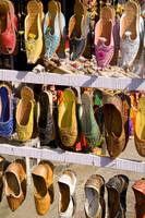 India, Rajasthan, Jaipur, Shoes For Sale For Shopp