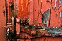 Weathered Lock