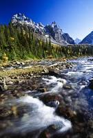 Paradise Valley, Banff National Park, Alberta, Can
