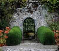 Gothic Entrance Gate, Walled Garden, Ardsallagh, C