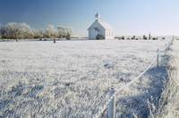 Saint Columba Anglican Church, Tuxford, Saskatchew
