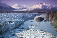 Knik and Colony Glacier, Matanuska Valley, Chugach