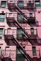 Traditional Apartments Building In Soho, Manhattan